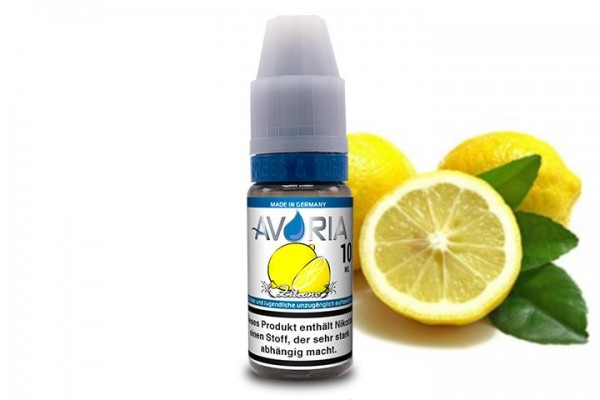 Avoria - Zitrone E-Liquid 10ml