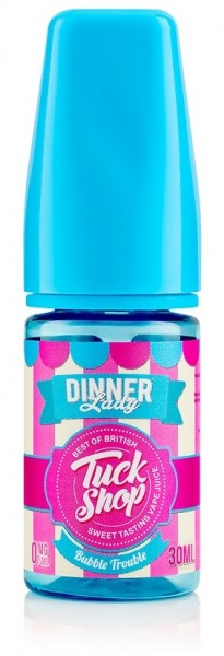 Dinner Lady Tuck Shop - Bubble Trouble 25ml 0mg