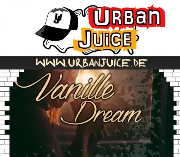 Urban Juice - Vanille Dream E-Liquid 10ml
