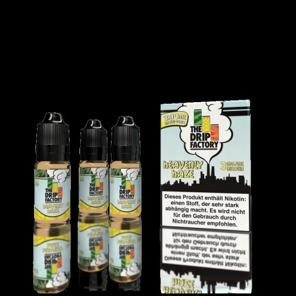 The Drip Factory Heavenly Haze 3x10ml