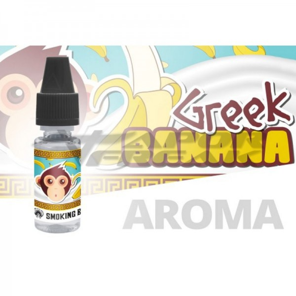 Smoking Bull - Greek Banana 10ml