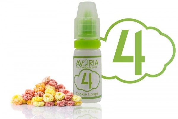 Avoria - Cookie Loops E-Liquid 10ml