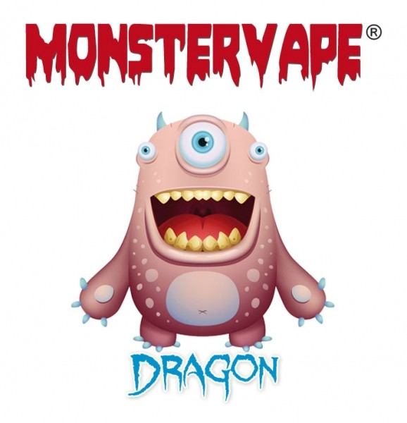 MonsterVape - Dragon Aroma 100ml