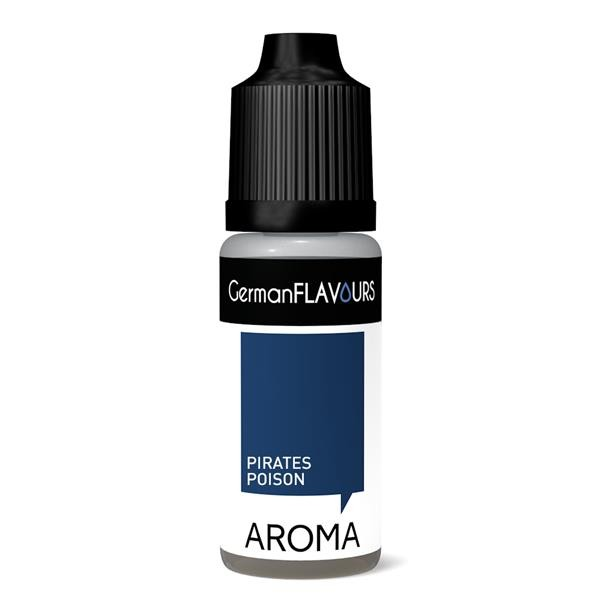 GermanFLAVOURS - Pirates Poison Aroma 10ml