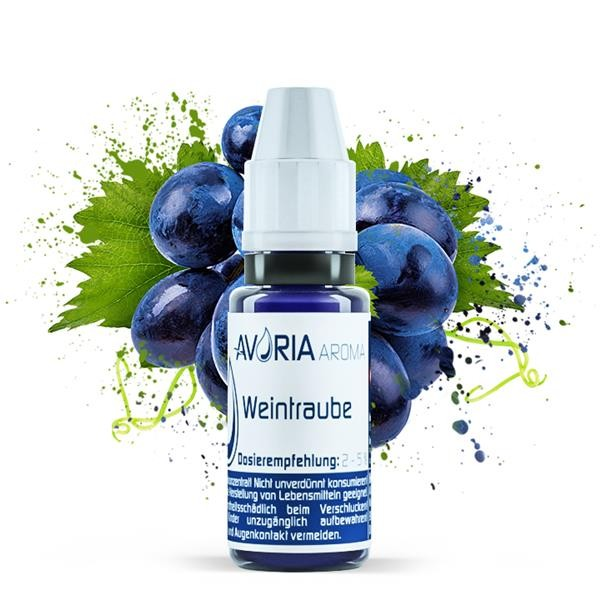 Avoria Aroma Weintraube 12 ml