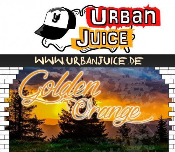 Urban Juice - Golden Orange E-Liquid 10ml