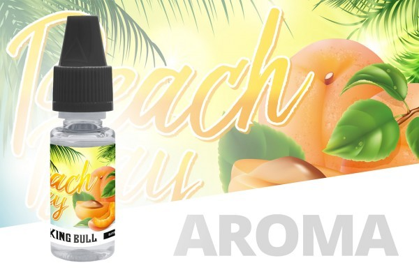 Smoking Bull - Peach Bay 10ml