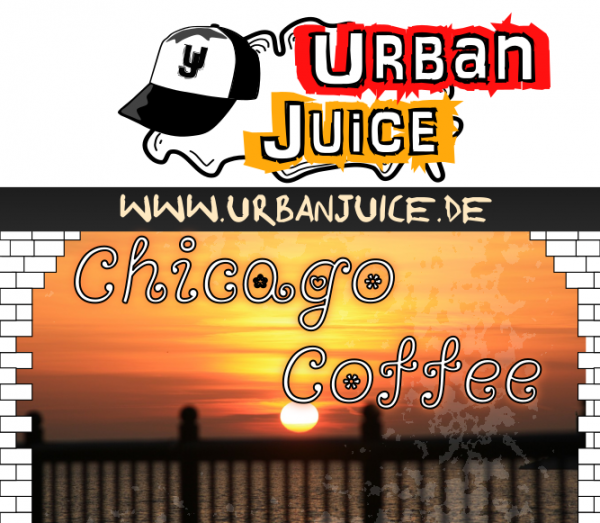 Urban Juice - Chicago Coffee Aroma 10ml