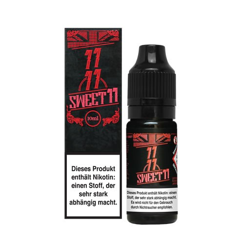 Dinner Lady 1111 - Sweet 11 10ml