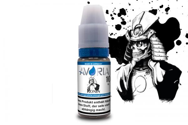 Avoria - Ronin E-Liquid 10ml