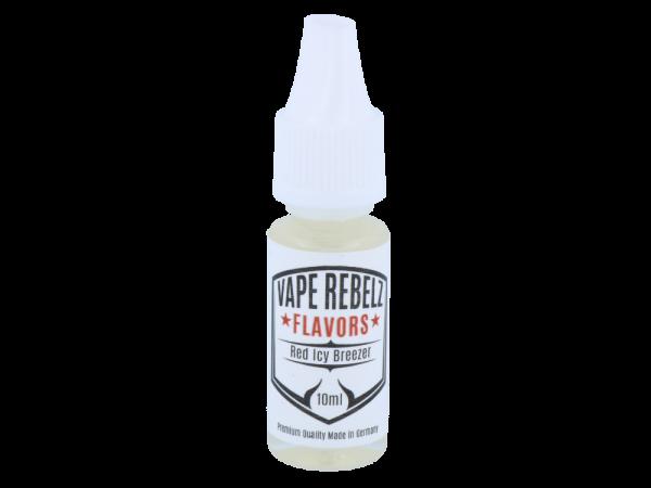 Vape Rebelz - Aroma Red Icy Breezer 10 ml
