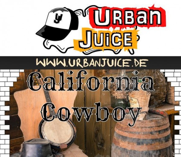 Urban Juice - California Cowboy E-Liquid 10ml