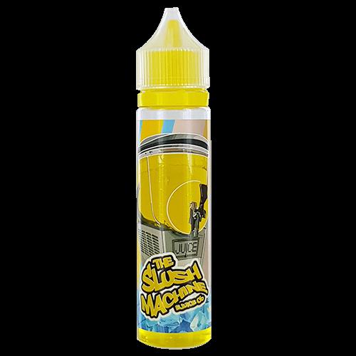 The Slush Machine Yellow Slush E-Liquid 50ml Shortfill 0mg
