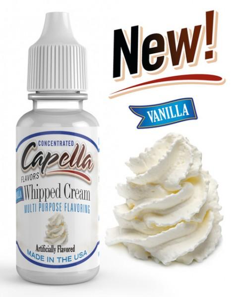 Capella - Vanilla Whipped Cream Aroma 13ml