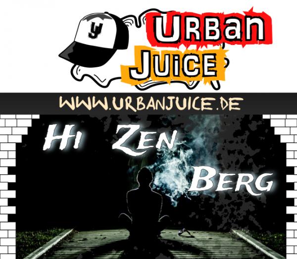 Urban Juice - Hi Zen Berg Aroma 10ml