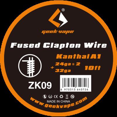 Geekvape - Fused Clapton Wire Draht