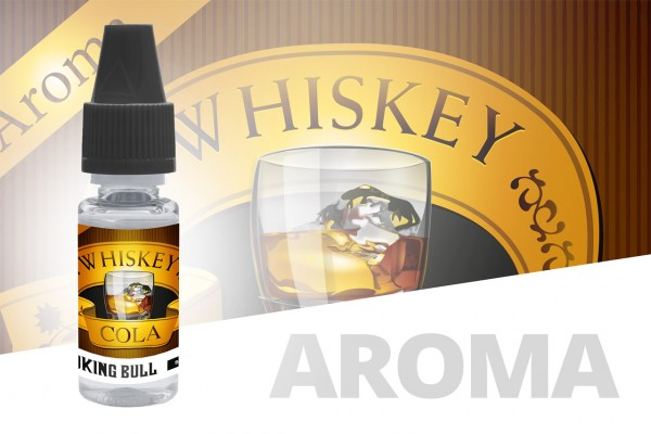 Smoking Bull - Whiskey Cola 10ml