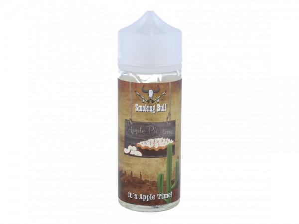 Smoking Bull - Its Apple Pie Time - 100ml - 0mg
