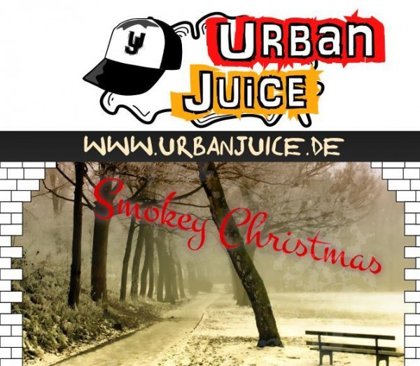 Urban Juice - Smokey Christmas Aroma 10ml