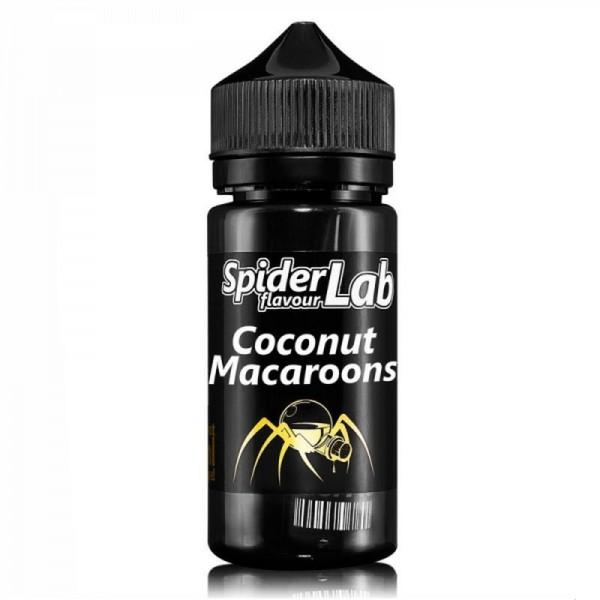 SpiderLab - Coconut Macaroons - Shake & Vape Aroma 10ml