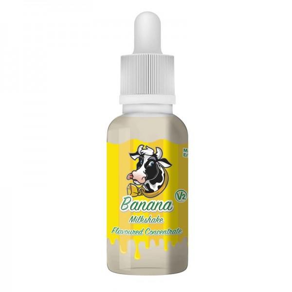 Eco Vape - Banana Milkshake V2 Aroma 30ml