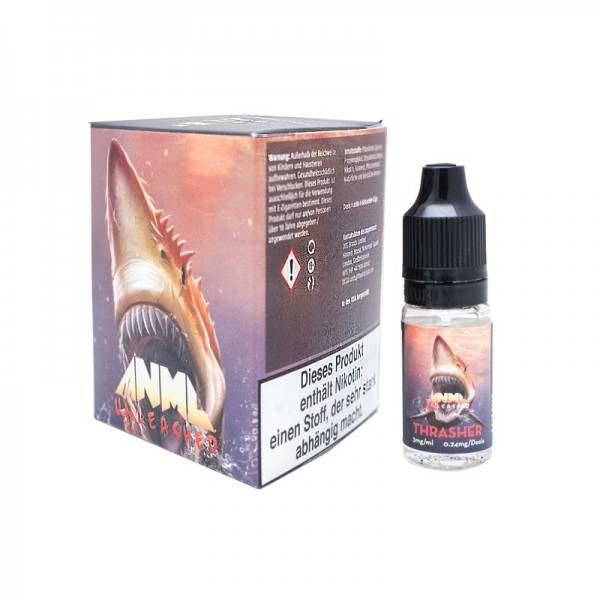 ANML Unleashed - Trasher Liquid 6x10ml Multipack