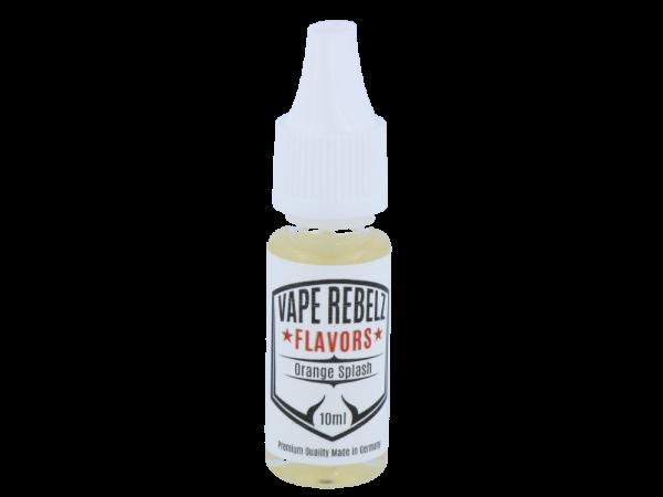 Vape Rebelz - Aroma Orange Splash 10 ml