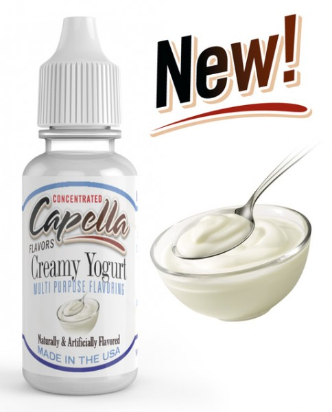 Capella - Creamy Yogurt Aroma 13ml