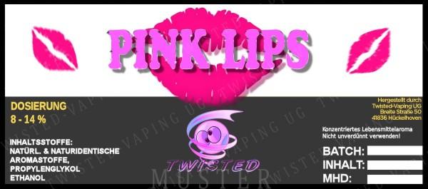 Twisted - Pink Lips Aroma 10ml