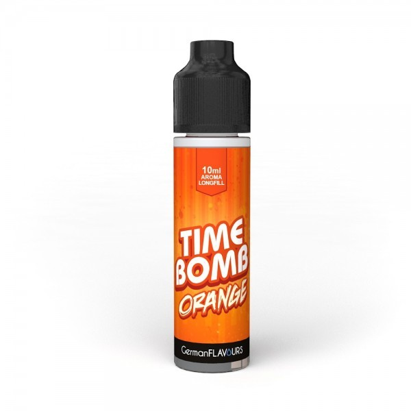 GermanFLAVOURS Timebomb Orange 10ml Longfill