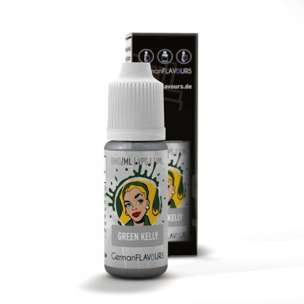 GermanFLAVOURS - Green Kelly Liquid 10ml