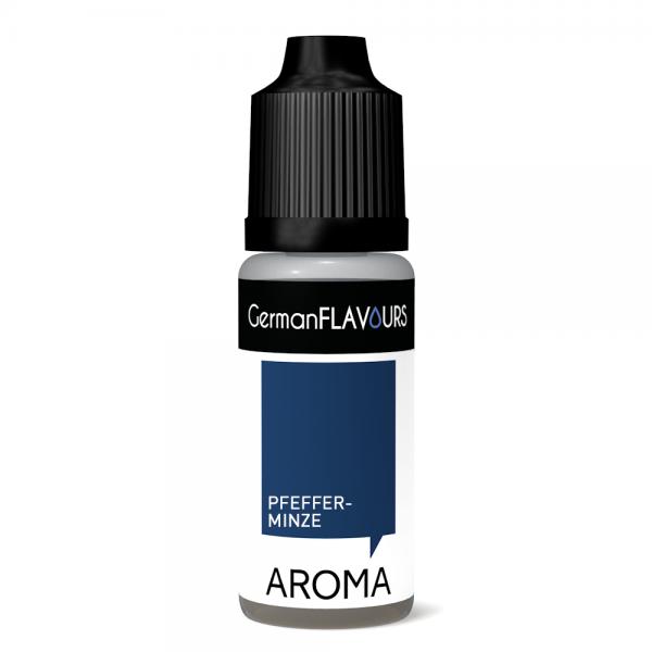 GermanFLAVOURS - Pfefferminze Aroma 10ml