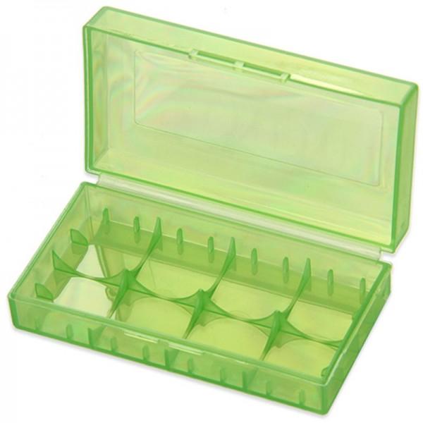 Batterie Case für 2x 18650 Akkuzellen