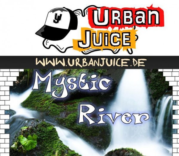 Urban Juice - Mystic River E-Liquid 10ml