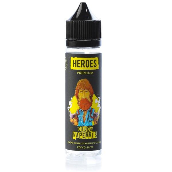 Pro Vape - Heroes Chuck Vaperries 50 ml