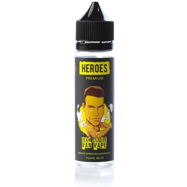 Pro Vape - Heroes Jean Cloud Van Vape 50 ml