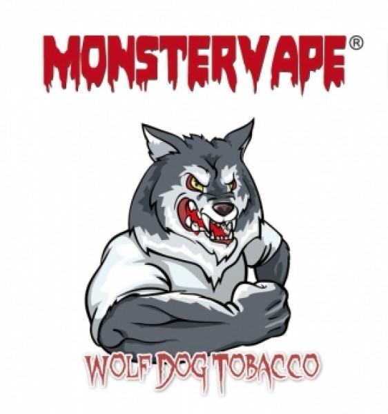 MonsterVape - Wolf-Dog-Tobacco Aroma 10ml