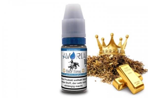 Avoria - Gold Royal E-Liquid 10ml