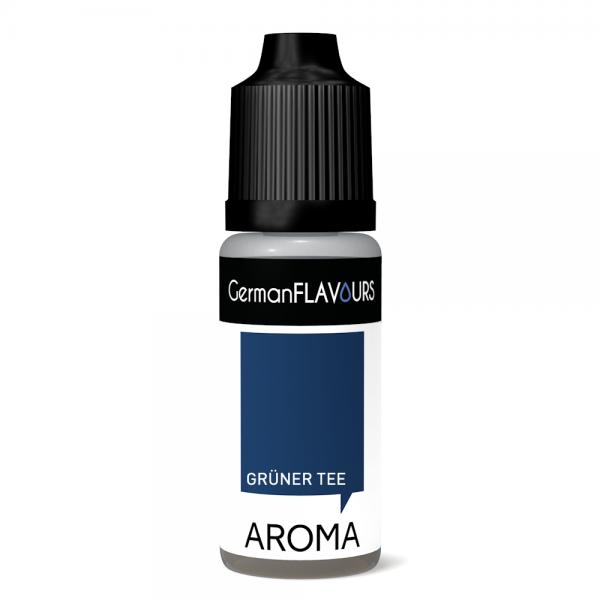 GermanFLAVOURS - Grüner Tee Aroma 10ml