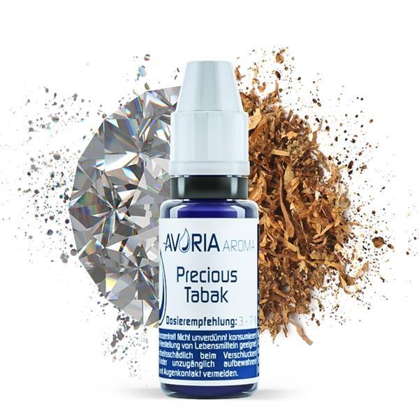 Avoria Aroma Precious Tabak 12 ml