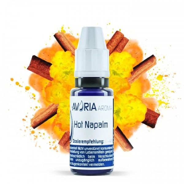 Avoria Aroma Hot Napalm 12 ml
