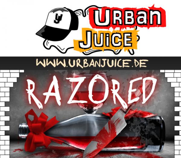Urban Juice - Razored Aroma 10ml