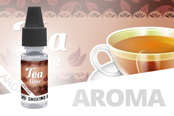 Smoking Bull - Tea Time 10ml