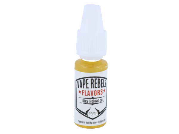 Vape Rebelz - Aroma Kiez Reloaded 10 ml