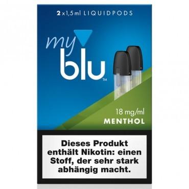 My Blu Menthol Liquidpods 2er Pack