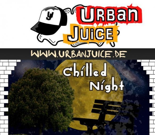Urban Juice - Chilled Night E-Liquid 10ml