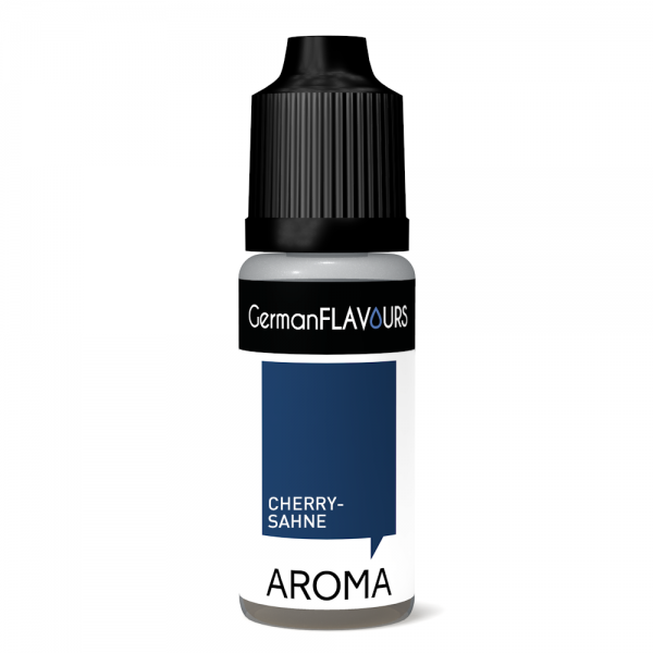 GermanFLAVOURS - Cherry-Sahne Aroma 10ml
