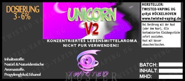 Twisted - Unicorn V2 Aroma 10ml