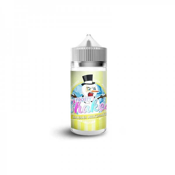 Dr. Frost Frosty Shakes Banane Milchshake 100ml 0mg