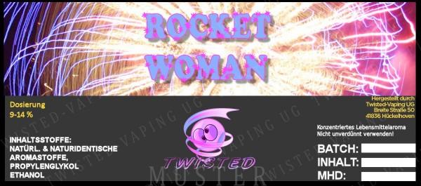 Twisted - Rocket Woman Aroma 10ml